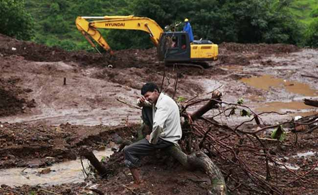 Landslide Near Pune: Hopes of Finding Survivors Fade as Toll Rises to 77