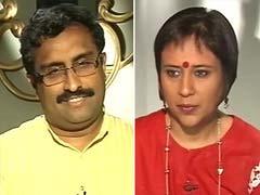 Pakistan Policy Should be Realistic Not Romantic: Ram Madhav Tells NDTV