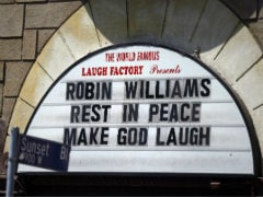 Comedy Great Robin Williams Hanged Himself at Home