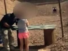 Nine-Year-Old Girl Accidentally Kills Gun Instructor in US