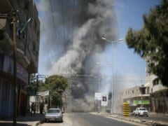 Gaza: Israel Targets Hamas Official's Home; Two Die
