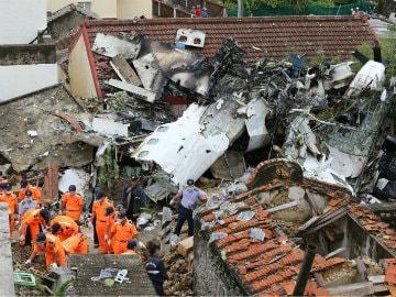 Fatal Taiwan Flight Black Boxes Showed No Distress Call: Official