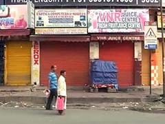 Hyderabad Closes for Business on Account of Mega Telangana Survey