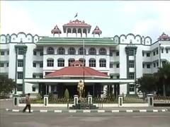 Police Inspector Produced before Madras High Court Bench