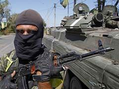 Ukraine Warplane Shot Down as Clashes Kill Dozens