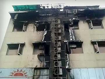 One Killed, 30 Injured in Navi Mumbai Hotel Fire