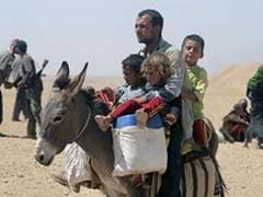 Yazidi Fleeing Iraq Jihadists Has Quintuplets: UN