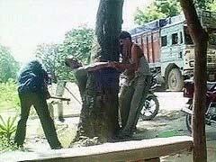 Caught on Camera, Police Atrocity on Man in Raebareli