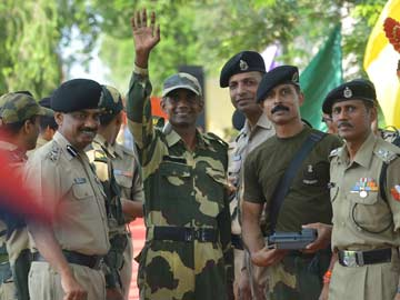 Was Treated Well, Says BSF Soldier Sent Home From Pakistan