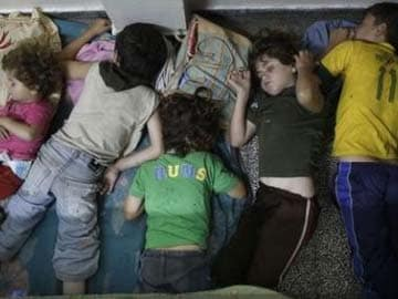 4,00,000 Children in Gaza Strip Showing Symptoms of Distress: UNICEF