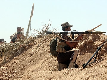 US Aircraft Strike Islamic State Artillery in Iraq: Pentagon
