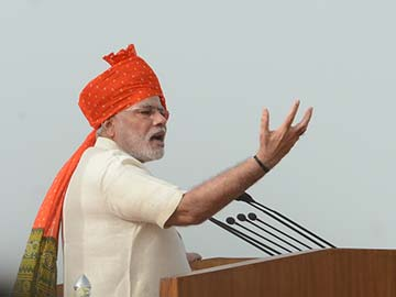 For PM's Speech, No Bullet-Proof Glass is a Break from Tradition