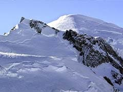 Five Climbers Dead on Mont Blanc Peak, Sixth Missing