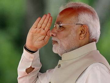 For PM Modi's Independence Day Speech, No Notes, No Umbrellas For Rain