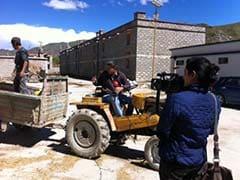 NDTV in Tibet: Coursing Through a Model Village