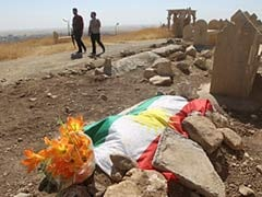 Yazidi Lawmaker Wounded in Helicopter Crash on Mount Sinjar: Officers