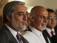 Afghanistan Presidential Rivals Sign National Unity Deal to Form Government