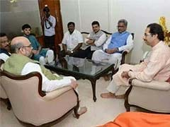 'Don't Let Success Go To Your Head': Sena Taunts BJP After By-Poll Losses