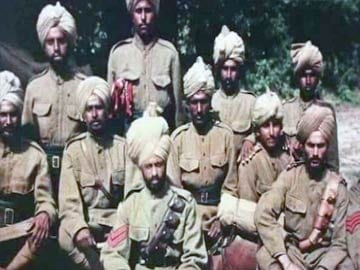 Art Matters: Remembering WWI Indians in Britain's War