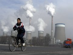China Drives World Carbon Emissions to Record High