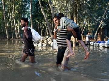 Loss of Wetlands Aggravated Floods in Jammu and Kashmir: Report