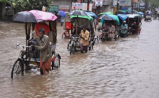 Heavy Rain Triggers Floods and Landslides in Assam, Meghalaya; 25 Killed