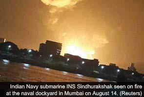 Blast in Submarine Sindhurakshak was Due to Lapses in Procedure, Says Navy