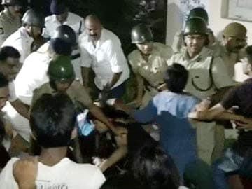 Clashes After Midnight At Kolkata's Jadavpur University, Students Blame Police