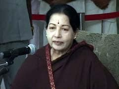 Jayalalithaa Appeals Against Conviction, Aide Panneerselvam Sworn In As Chief Minister