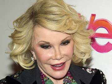 Joan Rivers to be Buried with Red Carpet: Report