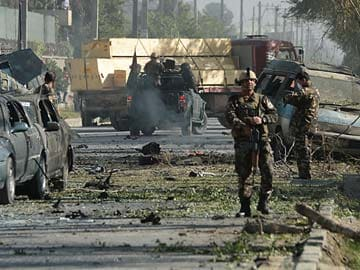 Two Americans Killed in Kabul Suicide Bombing: US Official