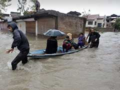 Phone Networks Down in Flooded Kashmir, May Take 72 Hours to Restore