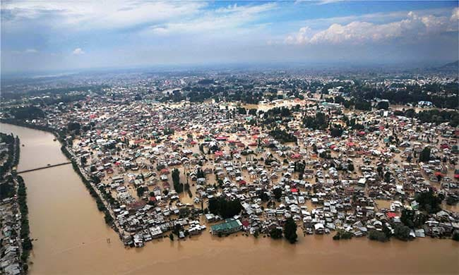 For Those Missing in Kashmir Floods, a Helping Hand From Google