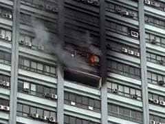 Kolkata: Fire at Chatterjee International High-Rise Doused, Seven Injured