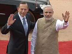 India Scores Crucial Nuclear Deal With Australia