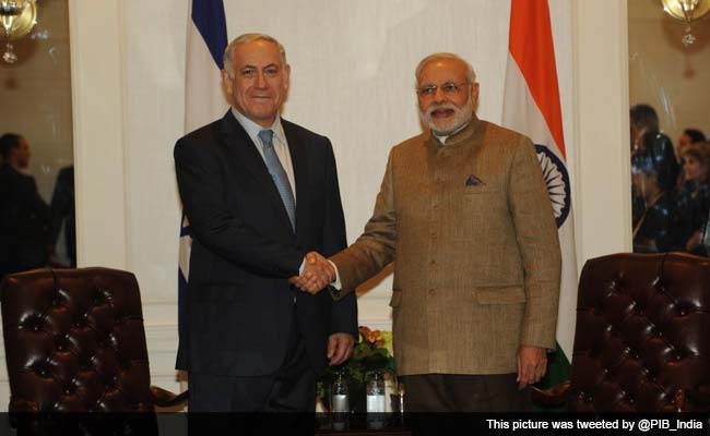 On Eve of Gaza Vote, PM Narendra Modi Got a Call From Israel Counterpart Benjamin Netanyahu. India Abstained