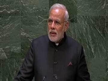 International Yoga Day Needed, Says PM Narendra Modi At UN