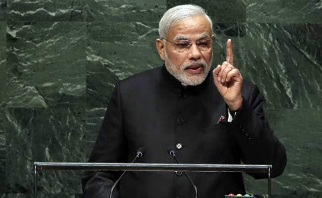Prime Minister Narendra Modi's Address to UN General Assembly in 10 Points
