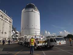 NASA Prepares Orion Capsule For Debut Deep-Space Test Flight