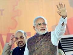 By-election Losses Cloud PM Modi's Homecoming in Gujarat