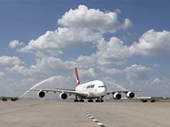 The World's Largest Plane on World's Longest Route