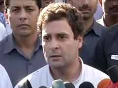 'Who Takes Rahul Gandhi Seriously?' Asks BJP