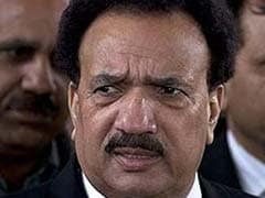 Former Pakistan Minister Rehman Malik Off-loaded By Angry Plane Passengers