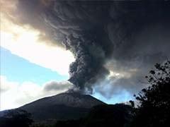 Volcano in Western Indonesia Erupts Again