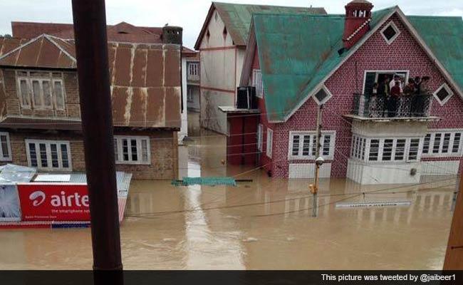 J&K Flood: SOS From Stranded People in Kashmir