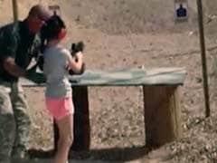 Girl Who Fatally Shot Arizona Gun Instructor Said Weapon Was Too Powerful