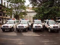 US Gives Ambulances to Sierra Leone to Fight Ebola