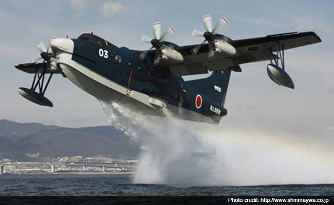 For First Time Since World War 2, Japan Will Sell Military Equipment. To India.