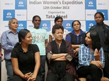 Bachendri Pal to Lead Women's Expedition to Kharta Valley