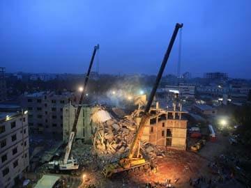 More Human Remains Found in Bangladesh Factory Disaster Ruins